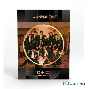 WANNA ONE - Mini Album Vol.2 [0+1=1(I PROMISE YOU)] (Night Ver.)
