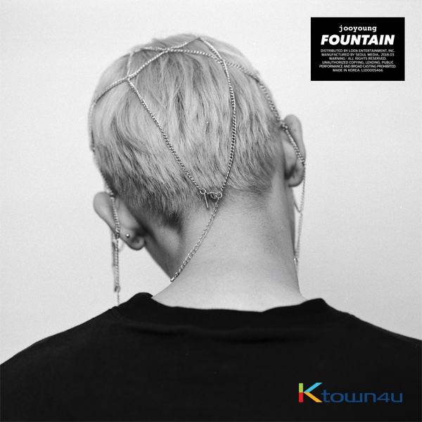 Ju Yeong - Mini Album [Fountain]