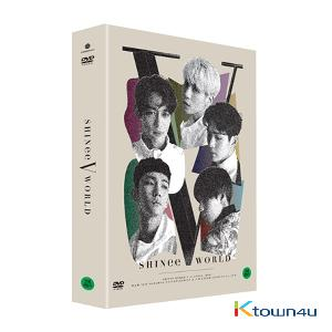[DVD] シャイニー (SHINee) - SHINee WORLD V in Seoul DVD