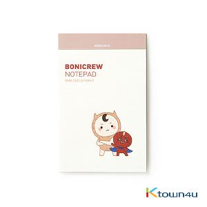 [BONICREW] Guardian: The Lonely and Great God - Bonicrew Notepad (A5) Boglegel&Poipot