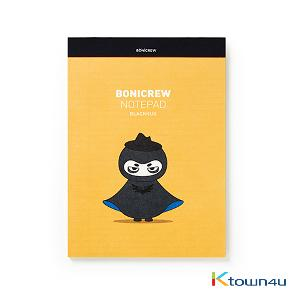 [BONICREW] Guardian: The Lonely and Great God - Bonicrew Notepad (B5) Blackhug