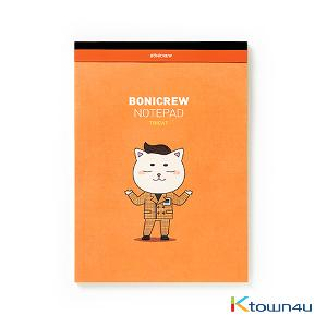 [BONICREW] Guardian: The Lonely and Great God - Bonicrew Notepad (B5) Tricat
