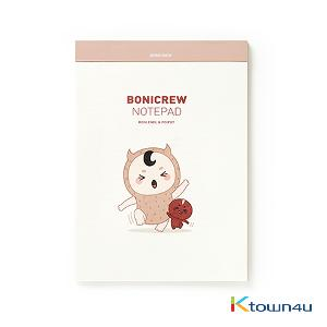 [BONICREW] Guardian: The Lonely and Great God - Bonicrew Notepad (B5) Boglegel&Poipot2