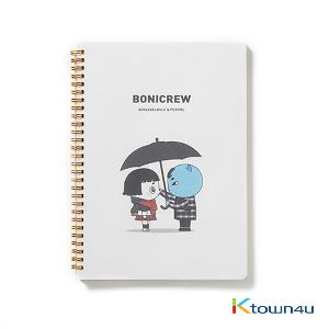 [BONICREW] Guardian: The Lonely and Great God - Bonicrew Spring Note Boglegelblue&Petipel Umbrella