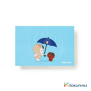 [BONICREW] Guardian: The Lonely and Great God - Postcard Ver.3 (Boglegel&Poipot Umbrella)
