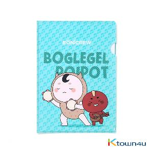 [BONICREW] Guardian: The Lonely and Great God - 3D File Folder (Boglegel&Poipot Ver. DinggaDingga)