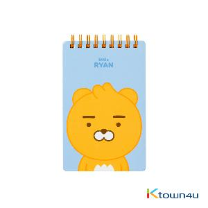 [KAKAO] Little Friends Mini Scheduler - Ryan