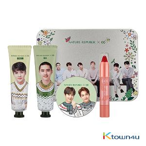 [NATURE REPUBLIC] [EXO EDITION] - EXO Moisturize Special Collection (Limited Edition)