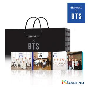 [MEDIHEAL X BTS] BTS - 4p Special Package Limited Edition (*Photocard gift) (*Order can be canceled cause of early out of stock)
