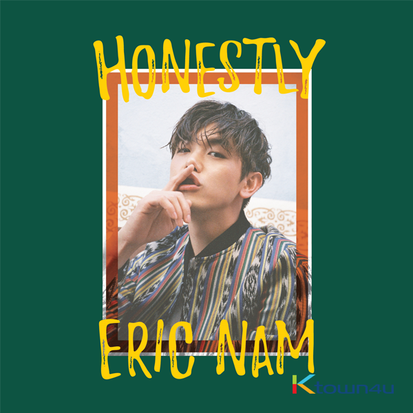 Eric Nam - Mini Album Vol.3 [Honestly]