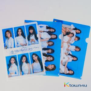 APRIL - 公式グッズ CLEAR FILE SET