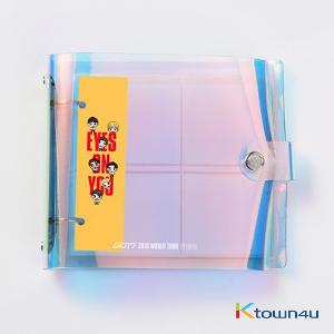 GOT7 (ガットセブン) - GOTOON SEAL MINI BINDER