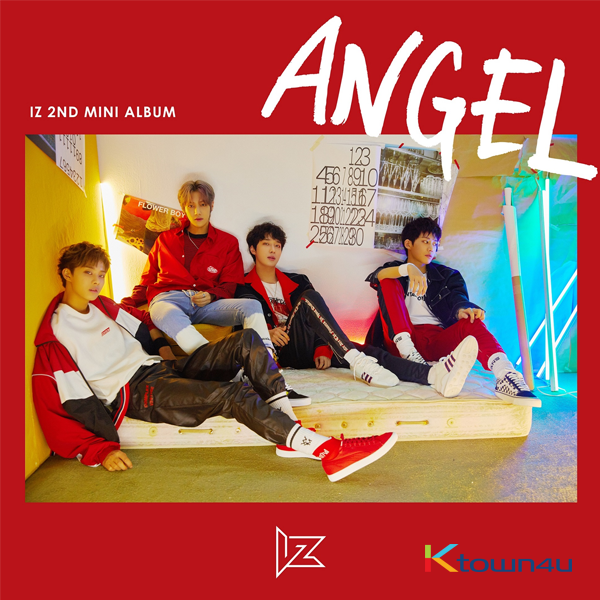 IZ - Mini Album Vol.2 [ANGEL]