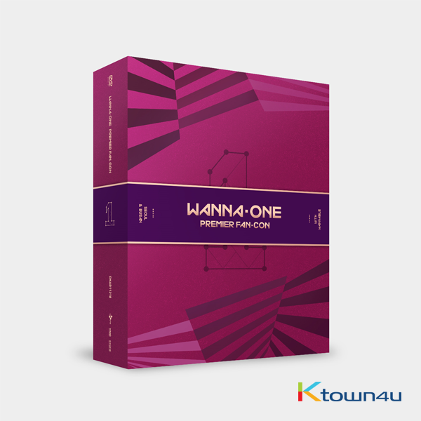 韓国版 [DVD] ワナワン(WANNA ONE) - WANNA ONE PREMIER FAN-CON DVD
