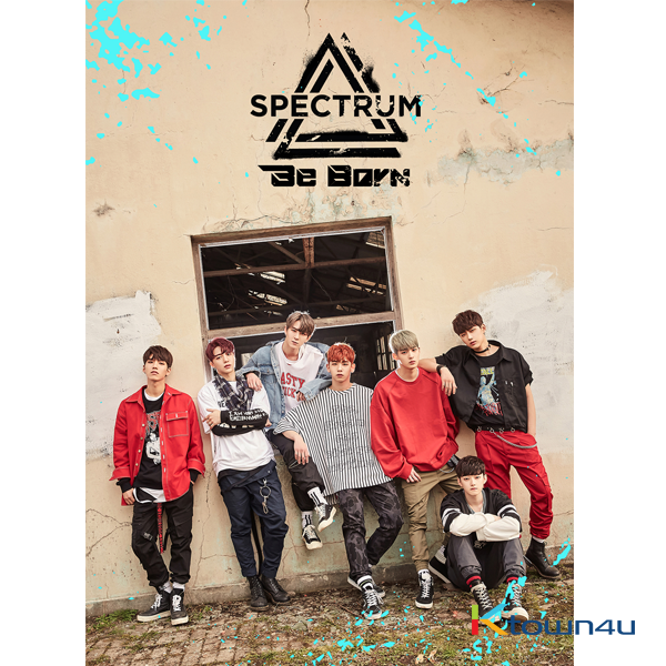 SPECTRUM - Mini Album Vol.1 [Be Born]