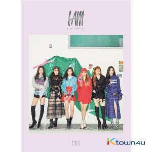 [Signed Edition] (G)I-DLE - Mini Album Vol.1 [I am] (Stock date can be delaying cause of artist issue, so the item should be ordered independently.)