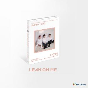 WANNA ONE - Special Album [1÷χ=1 (UNDIVIDED)] (Lean On Me Ver.)