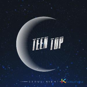 [Signed Edition] TEEN TOP - Mini Album Vol.8 [SEOUL NIGHT] (B Ver.) (Stock date can be delaying cause of artist issue, so the item should be ordered independently.)