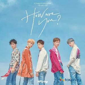 [Signed Edition] N.Flying - Mini album Vol.4 [HOW ARE YOU?] (Stock date can be delaying cause of artist issue, so the item should be ordered independently.)
