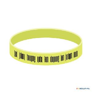 NCT - SILICON BAND (*Order can be canceled cause of early out of stock)