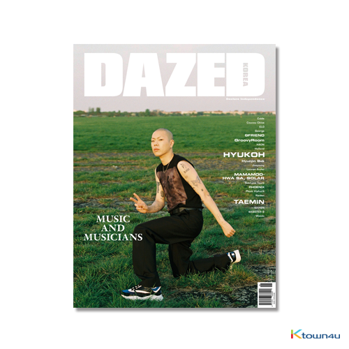 Dazed & Confused Korea 2018.06 (Oh Hyuk) (SHINee : Tae Min 12p)
