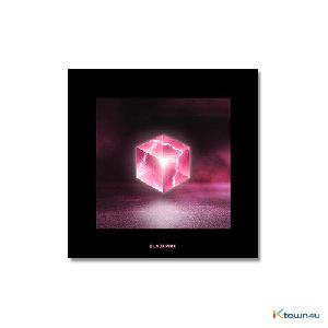 BLACKPINK (ブラックピンク) - Mini Album Vol.1 [SQUARE UP] (BLACK Ver.)