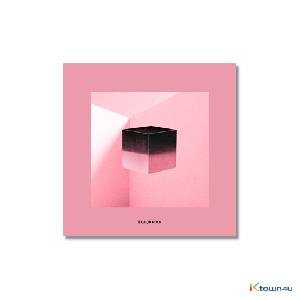 BLACKPINK (ブラックピンク) - Mini Album Vol.1 [SQUARE UP] (PINK Ver.)
