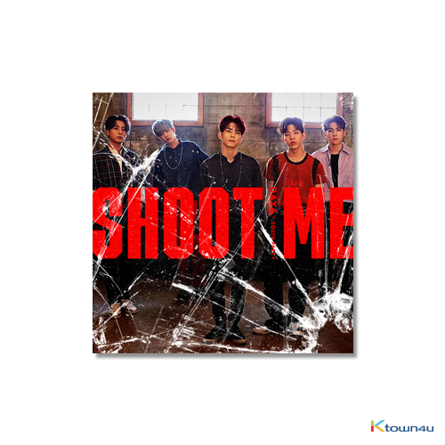 DAY 6 - Mini Album Vol.3 [Shoot Me : Youth Part 1] (Random Ver.)