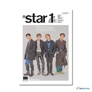 [雑誌] At star1 2018.07 (Cover : WINNER)