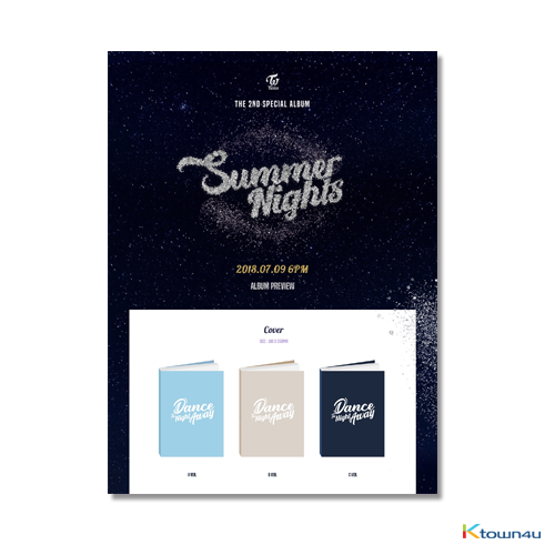 TWICE - Special Album Vol.2 [SUMMER NIGHTS]