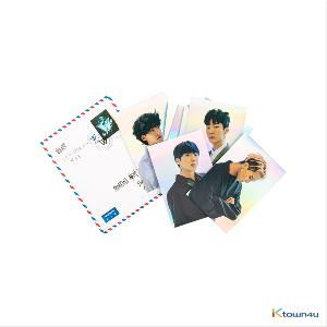 WINNER - EVERYD4Y POSTCARD SET