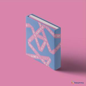 [Signed Edition] Seventeen - Mini Album Vol.5 [YOU MAKE MY DAY] (SET THE SUN Ver.) (Stock date can be delaying cause of artist issue, so the item should be ordered independently.)