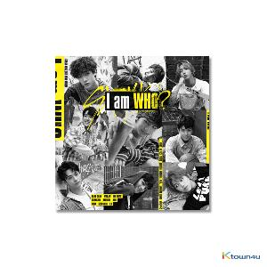 Stray Kids (ストレイキッズ) - Mini Album Vol.2 [I am WHO] (Random Ver.) *2 versions will be sent in case of purchasing 2 albums