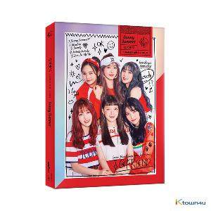 [Signed Edition] GFRIEND - Summer Mini Album [Sunny Summer] (Sunny Ver.) (Stock date can be delaying cause of artist issue, so the item should be ordered independently.)