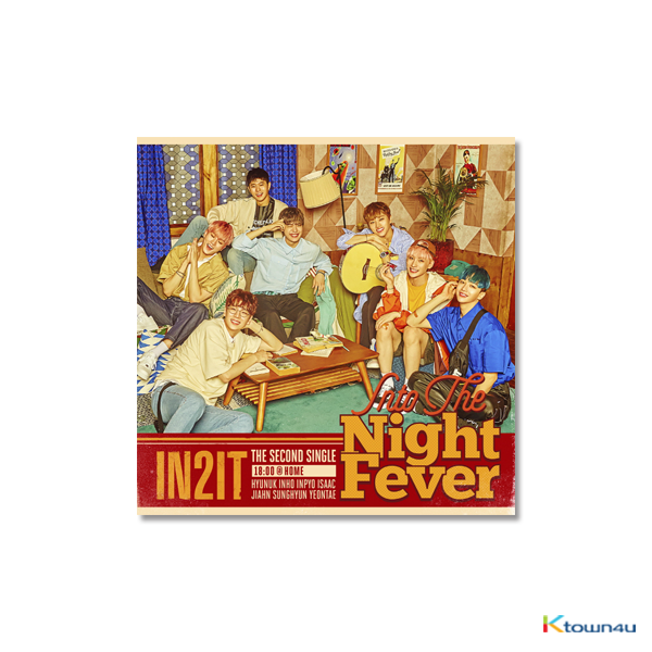 IN2IT - Single Album Vol.2 [Into The Night Fever] (18:00 @ Home Ver.)