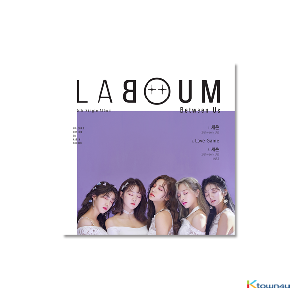 Laboum - Single Album Vol.5 [Between Us]