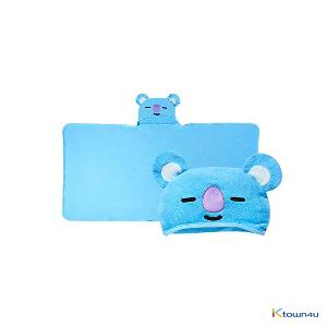 [BT21] HOOD TOWEL : KOYA (*Order can be canceled cause of early out of stock)