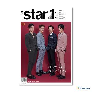At star1 2018.09 (Cover : NU'EST W)