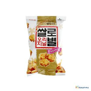 [LOTTE] Ssalobyeol Original Snack 78g