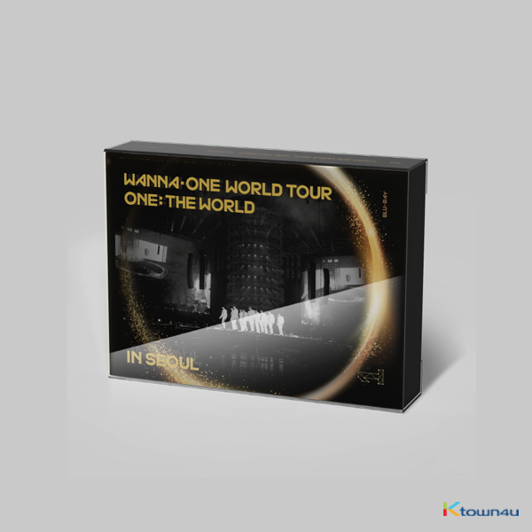 [韓国盤BLU-RAY] WANNA ONE (ワナワン)  - WANNA ONE WORLD TOUR ONE : THE WORLD IN SEOUL BLU-RAY