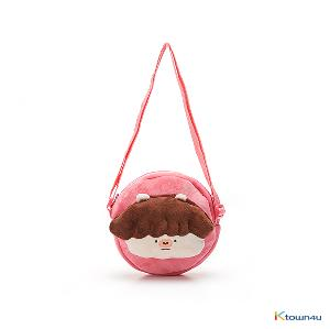 [BONICREW] My Secret Terrius So Ji Sub - ManiMani CloverPink Shoulder Bag