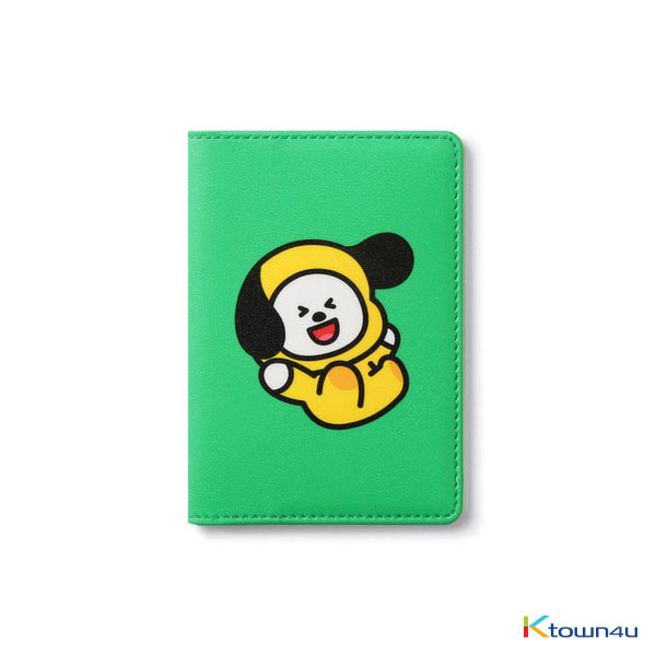 [BT21] FOLDING CARDCASE : CHIMMY