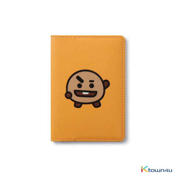 [BT21] FOLDING CARDCASE : SHOOKY