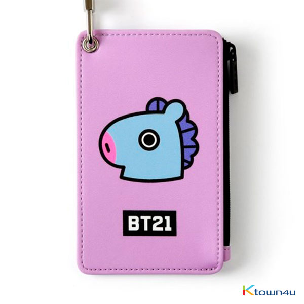 [BT21] STRAP CARD HOLDER : MANG