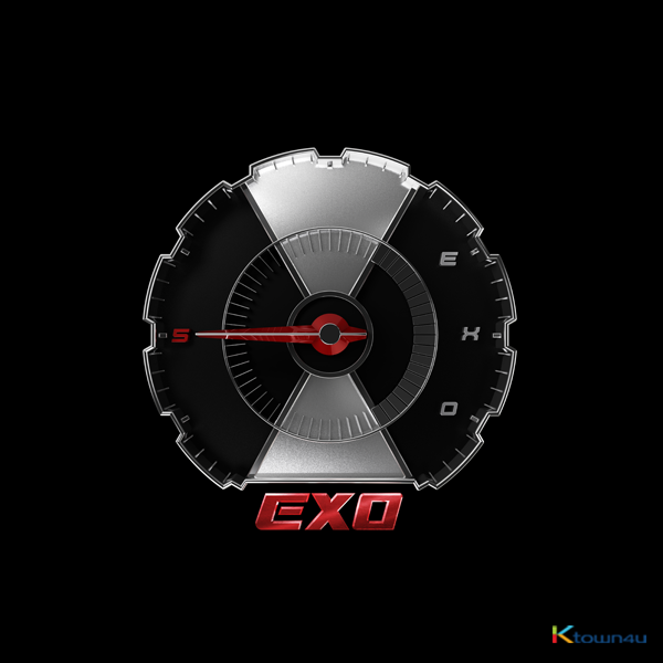 EXO - Album Vol.5 [DON'T MESS UP MY TEMPO]