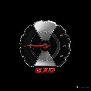 EXO - 正規 5集 [DON'T MESS UP MY TEMPO] (Andante Ver.) (first press)