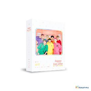 [韓国盤Blu-Ray] BTS (防弾少年団) - BTS 4th MUSTER [Happy Ever After] Blu-Ray