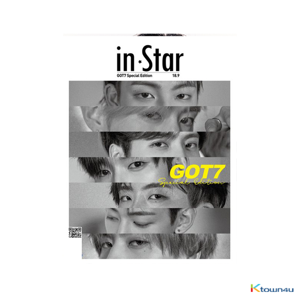 In Star 2018.10 (GOT7 Special Edition)