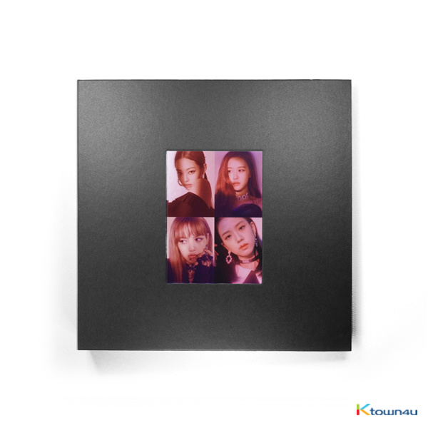 BLACKPINK - IN YOUR AREA SCRAP BOOK