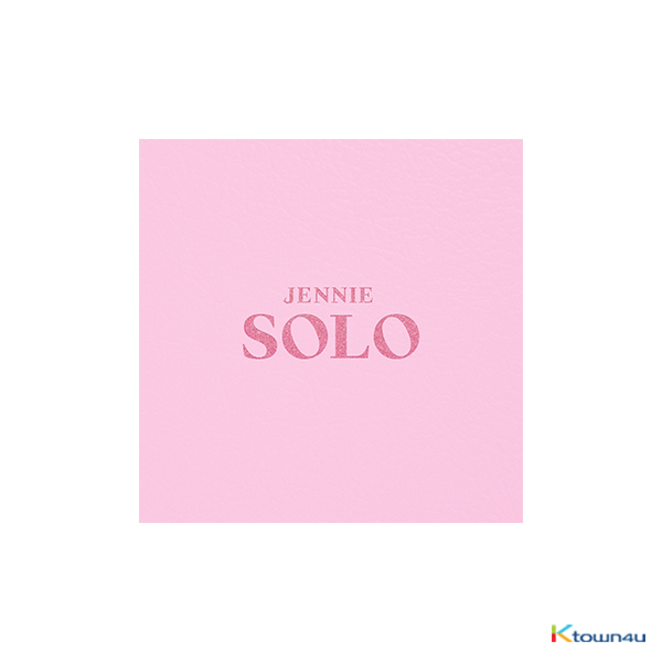 [Photobook] BLACKPINK : JENNIE - JENNIE [SOLO] PHOTOBOOK